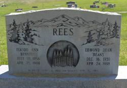 Ivaloo Ann <I>Bennett</I> Rees