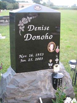 Denise <I>Strode</I> Donoho