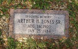 Arthur H. Jones, Sr