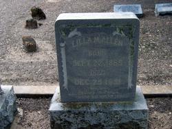 Lilla M. <I>Davenport</I> Allen