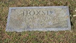 Dewey Taylor Hoxsie