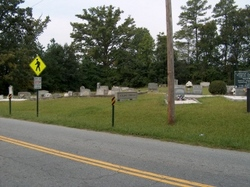 Collins Springs Primitive Baptist Church Cemetery