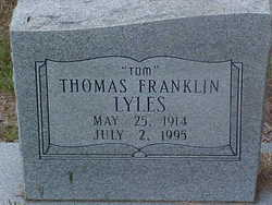 Thomas Franklin Lyles