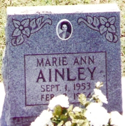 Marie Ann Ainley