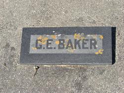 George Emory Baker