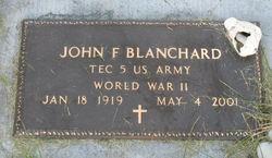 John F. Blanchard