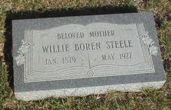 Willie Boren Steele
