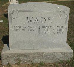 Henry Edward Wade