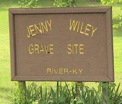 Jenny Wiley Gravesite