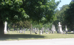 West Lake Road Cemetery