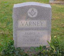 Nancy Louise <I>Howard</I> Varney