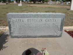 Lera Mabel <I>Huffman</I> Garcia