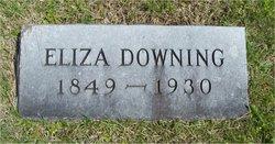 Eliza <I>Middaugh</I> Downing
