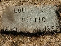 Louie E Rettig