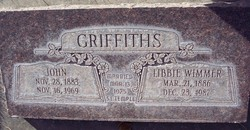 Libbie Luella <I>Wimmer</I> Griffiths