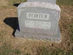 Sadie <I>Cheezum</I> Porter