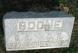 """Cornelius Rlonza """"C.R."""" Boone"""