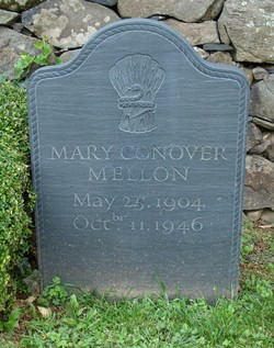 Mary <I>Conover</I> Mellon
