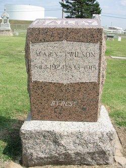 Wilson Bailey