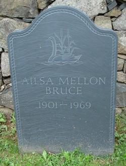Ailsa <I>Mellon</I> Bruce