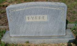 """Luke Cole """"Billy"""" Fyffe"""