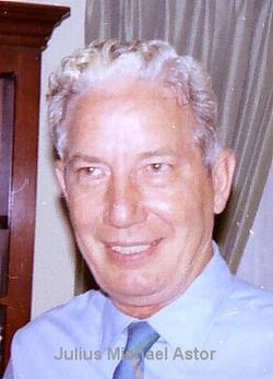 Julius Michael Astor