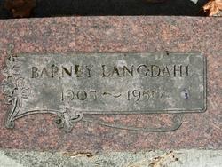 Barney Langdahl