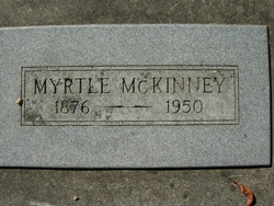 Myrtle McKinney