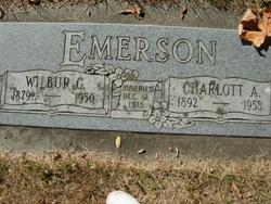 Wilbur Gersham Spaulding Emerson