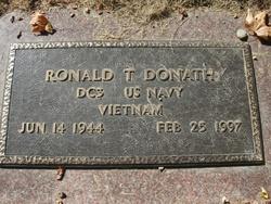 Ronald T Donath