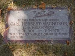 Carl Herbert Magnuson