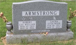 Laura Etta <I>Wion</I> Armstrong