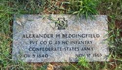 Alexander H Beddingfield