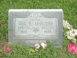 Ada B Armstead