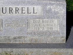 Inez <I>Moran</I> Murrell