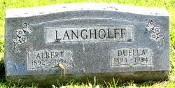 Albert Julius Carl Langholff