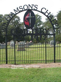 Old Williamsons Chapel UMC Cemetery