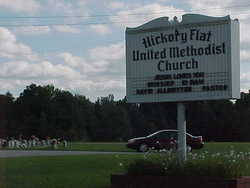 Hickory Flat Church Cemetery