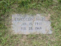 Ethel <I>Cline</I> Miller