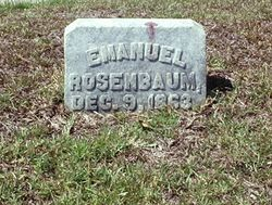 Emanuel Rosenbaum