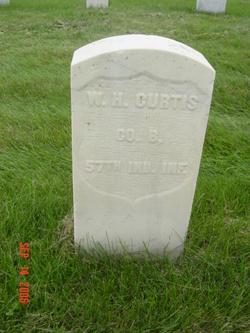 William H Curtiss