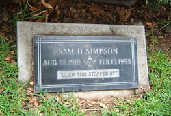 Sam D. Simpson