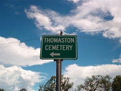 Thomaston Community Cemetery