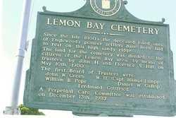 Lemon Bay Historical Cemetery