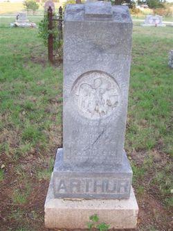 Alice <I>Carnes</I> Arthur