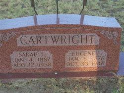 Sarah J Cartwright