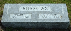 Blanche <I>Bagent</I> Burrows