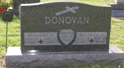 Beatrice Allena <I>Farrell</I> Donovan