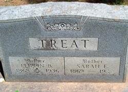 "Sarah Elizabeth ""Lizzie"" <I>Rose</I> Treat"