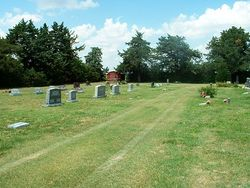 Dispatch Cemetery